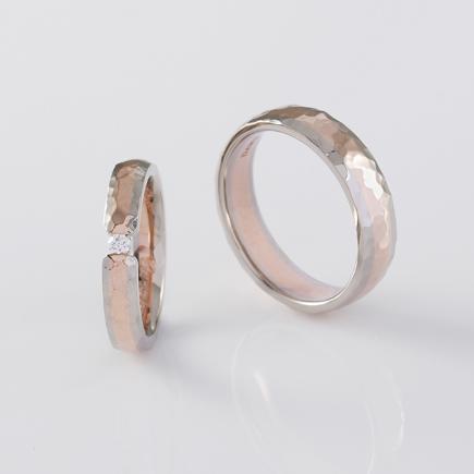 AG-ring-grey-red-grey-b|DAWN WEDDING