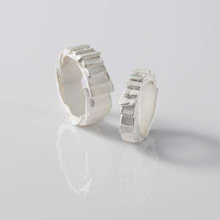 Ring_MarionKnorr_bricks02|DAWN WEDDING