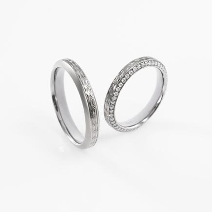 T&C-ring-cupid-black-01|DAWN WEDDING