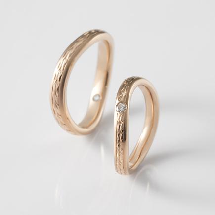 TC-ring-flow-rose-light-2|DAWN WEDDING