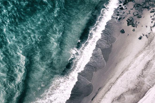 天空,海洋,大地,還有你 | DAWN WEDDING
